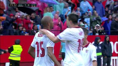 N'Zonzi scores winner for Sevilla
