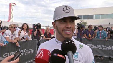 Hamilton reveals car fear