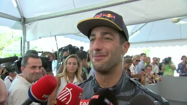Ricciardo: What a day