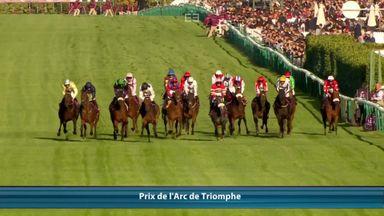 L'Arc De Triomphe - Wrap