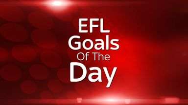 EFL Goals of the Day - 15th October