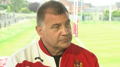 Wane: We thrive on pressure