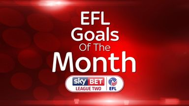 League Two - Goal of the Month