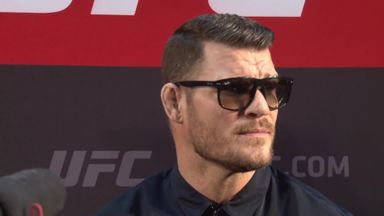 Bisping labels drugs cheats 'scumbags'