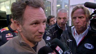 Horner: Vettel deserved demotion