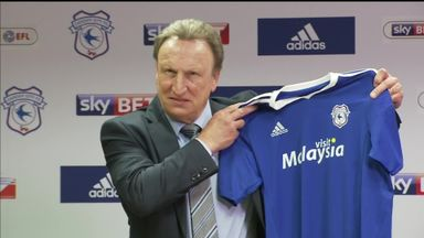 Warnock wants to have fun