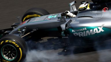Does the Mercedes suit Hamilton?
