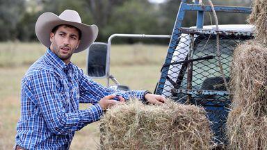 Ricciardo's hilarious Texan accent