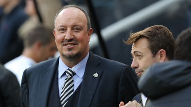 Benitez: The city is behind us