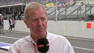 Brundle doubts Vettel stay