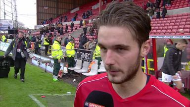 Goddard hails Swindon spirit