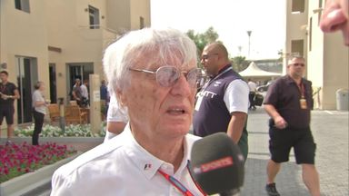 Ecclestone: We need competition