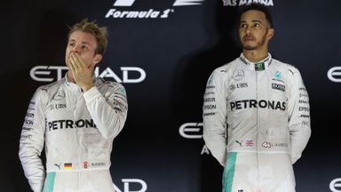 Rosberg: No hard feelings with Lewis
