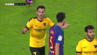 Barcelona 0-0 Malaga