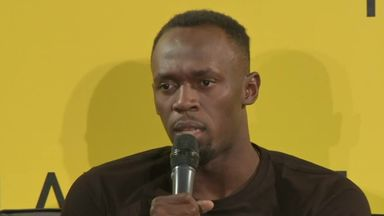 Bolt to train with Dortmund