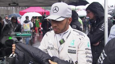 What a gent, Lewis