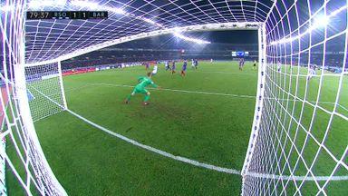 Real Sociedad 1-1 Barcelona