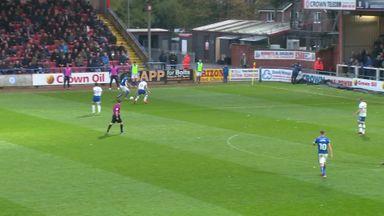 Rochdale striker given 12-match ban