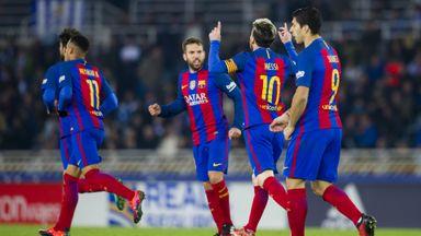 Top 5 La Liga Goals - 28th Nov