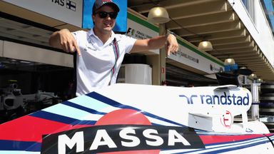 Massa bids F1 farewell