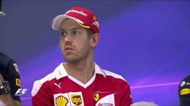 Seb still unhappy with Mexico penalty