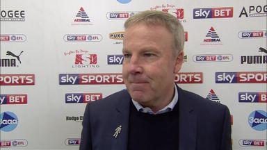 Jackett hails Rotherham passion