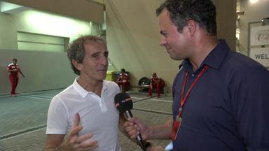 Ted's Qualifying Notebook - Abu Dhabi