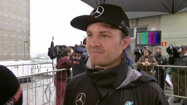 Rosberg : I can live with 2nd place
