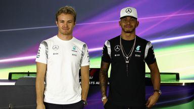 No Rosberg-Hamilton handshake