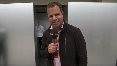 Ted's Qualifying Notebook - Brazil
