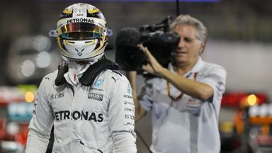 'Lewis right to do what he did'