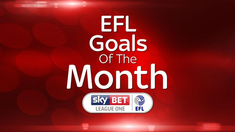 Watch all the League One goals: No stopping leaders Luton ...