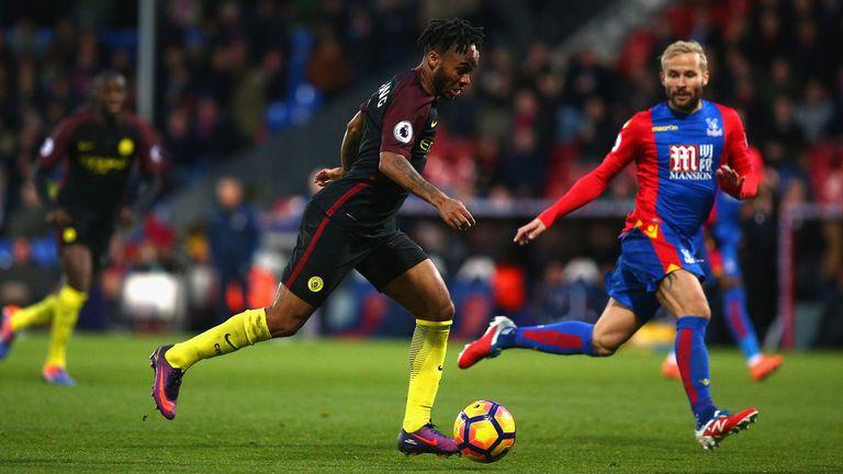 Crystal Palace 1 – 2 Man City