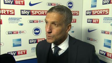 Hughton not impressed despite win