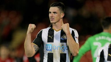 Clark wants Newcastle top at Christmas