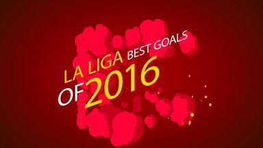 Best La Liga goals of 2016