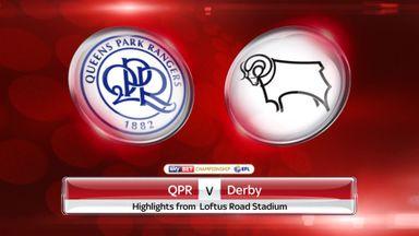 QPR 0-1 Derby
