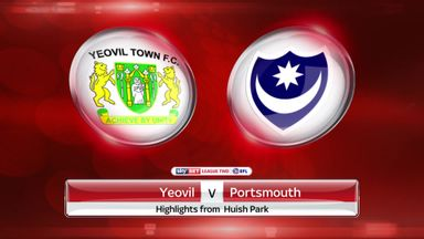 Yeovil 0-0 Portsmouth