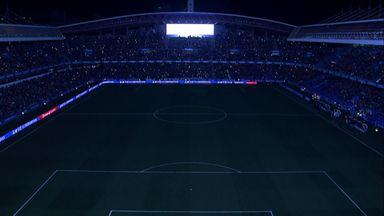 Lights out at Deportivo