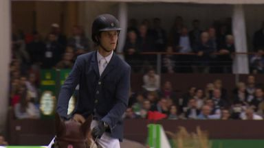 Veniss's winning round in Geneva
