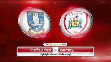 Sheff Wed 2-0 Barnsley