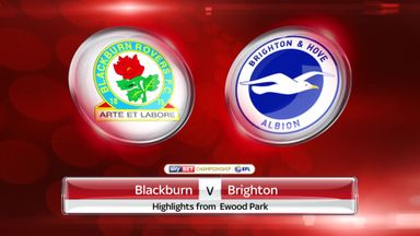 Blackburn 2-3 Brighton