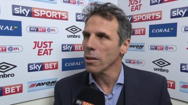 Zola disappointed by penalty decision