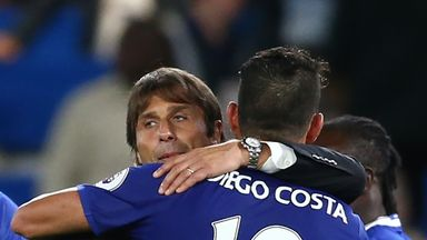 Conte's thoughts on Costa