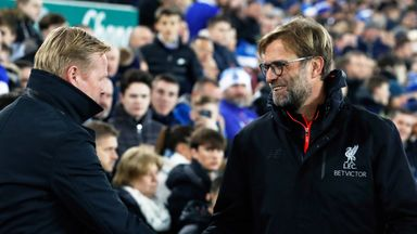 Klopp and Koeman assessed