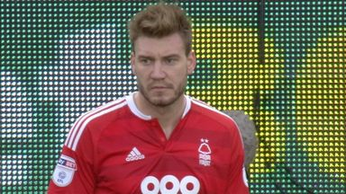 Bendtner scores own goal!