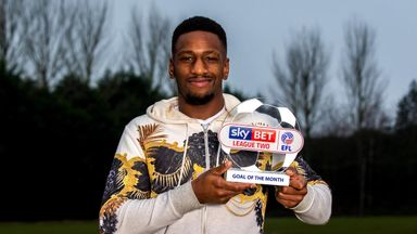 League 2 GOTM Winner - Bogle