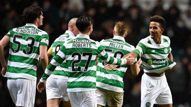 'Celtic going unbeaten unrealistic'