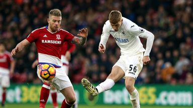 Match in a Minute - Middlesbrough 3-0 Swansea