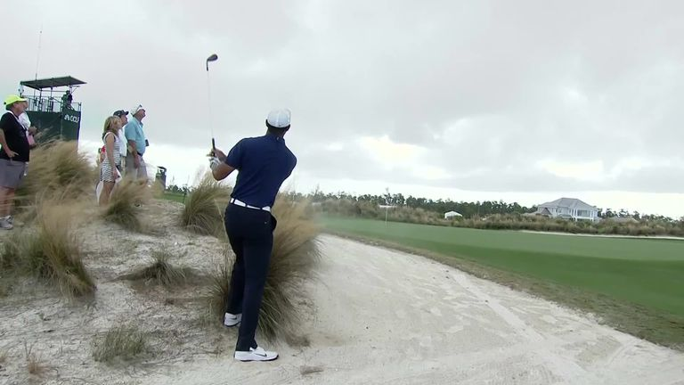 Tiger Woods - Round 2 highlights | Video | Watch TV Show | Sky Sports